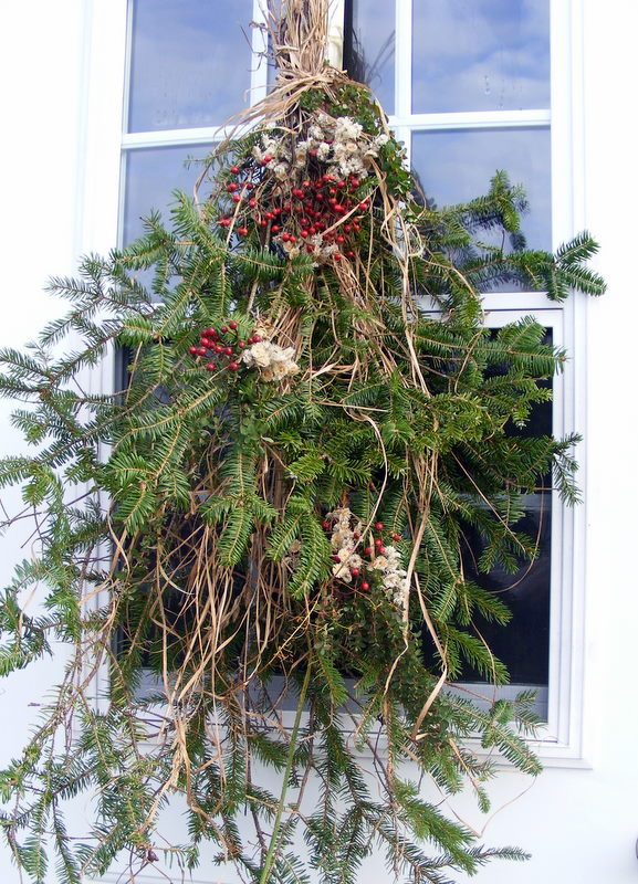 Cool Natural Christmas Decorations