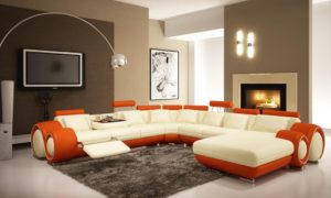 30 Living Room Design Ideas With Sectional