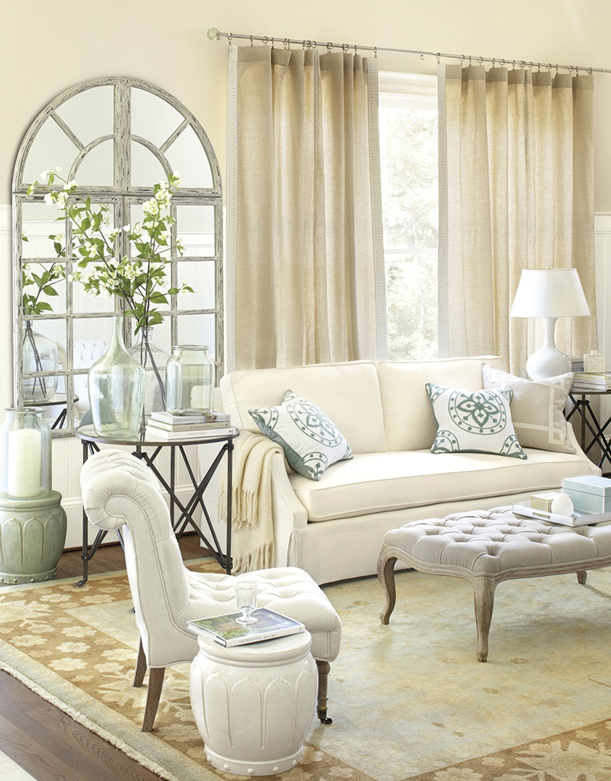 27 Neutral Living Room Design Ideas - Decoration Love
