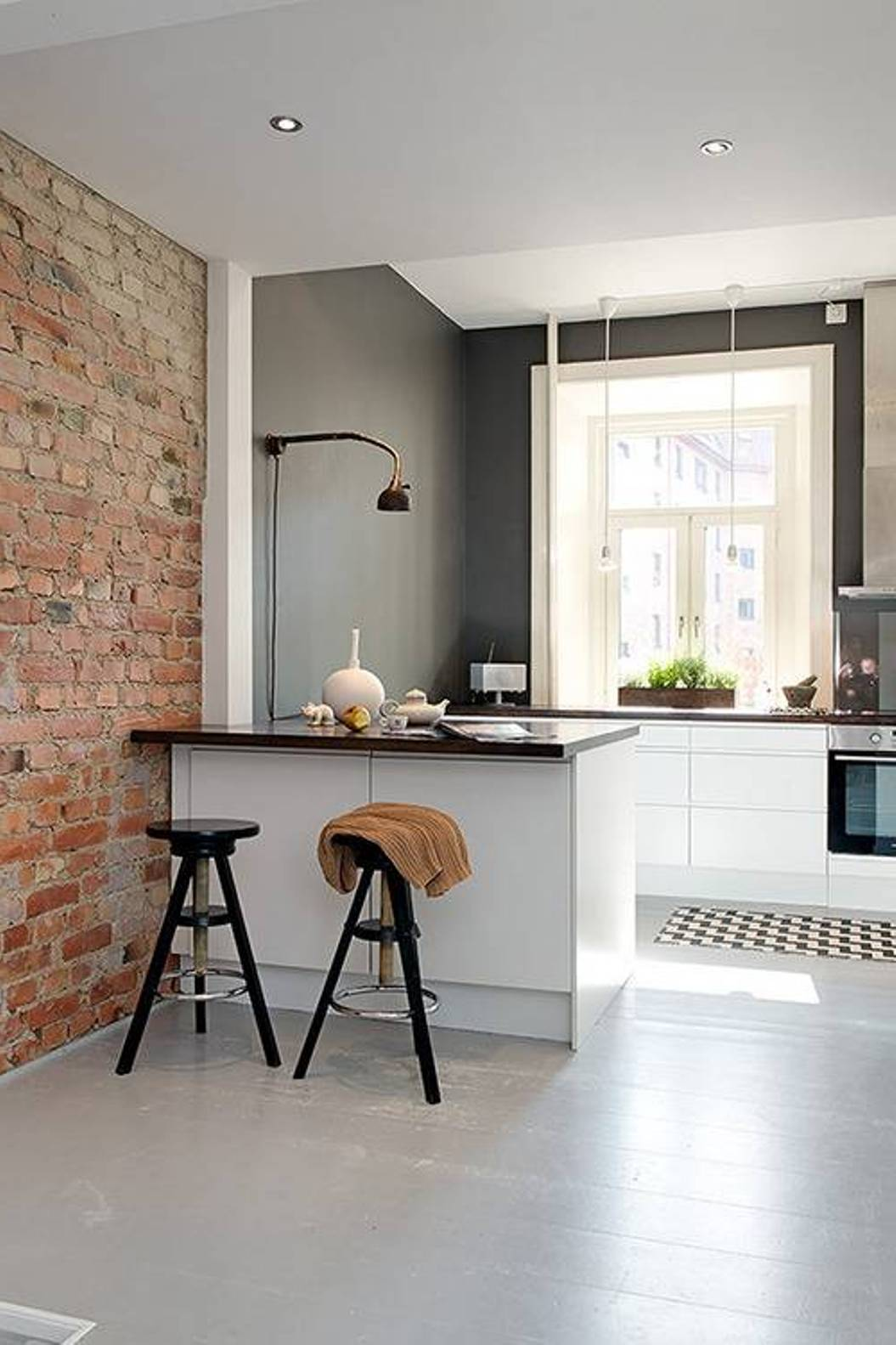 small-kitchen-wall-color-ideas