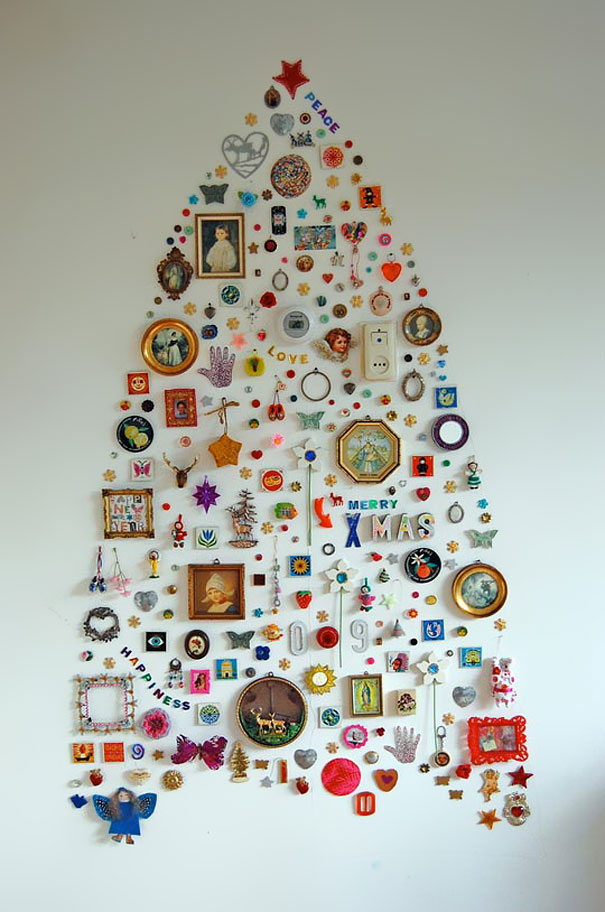 wall-christmas-tree