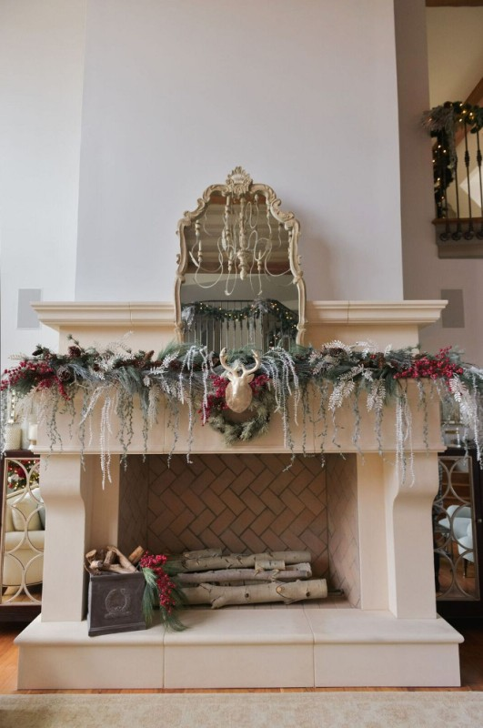 awesome-christmas-fireplace-decorating-ideas