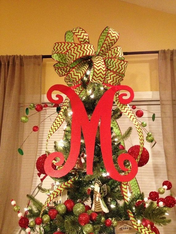 christmas-tree-bow-and-letter