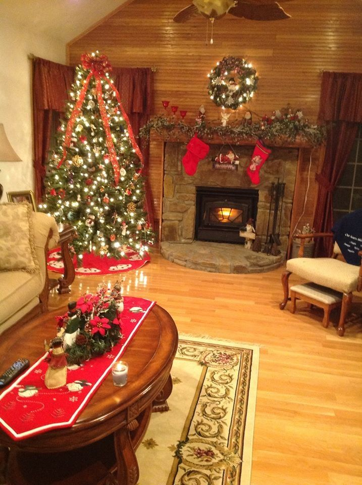 country-christmas-home-decorating