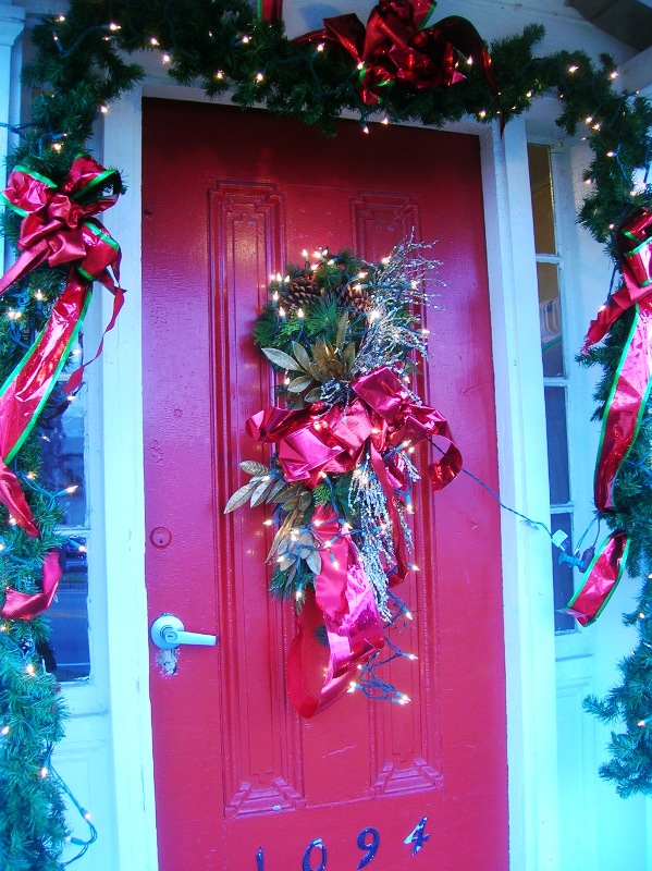 front-door-christmas-decorations-fine-ideas