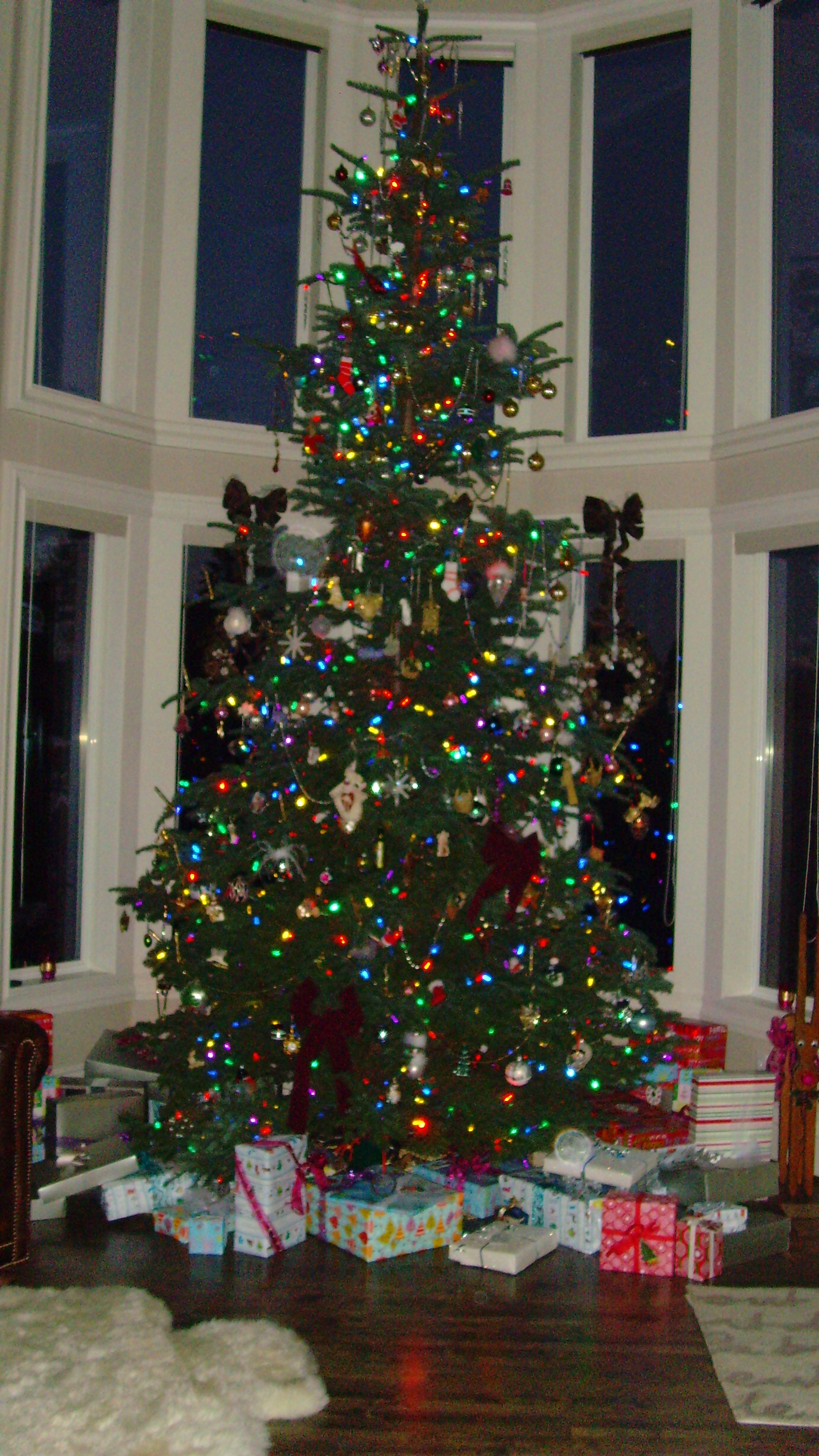 old-fashioned-christmas-trees-pinterest-ideas