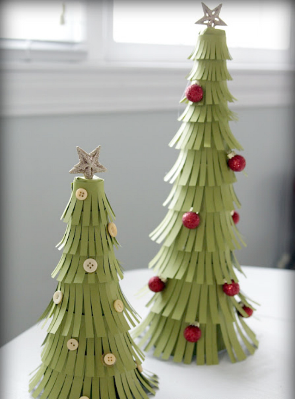 paper-christmas-tree-project
