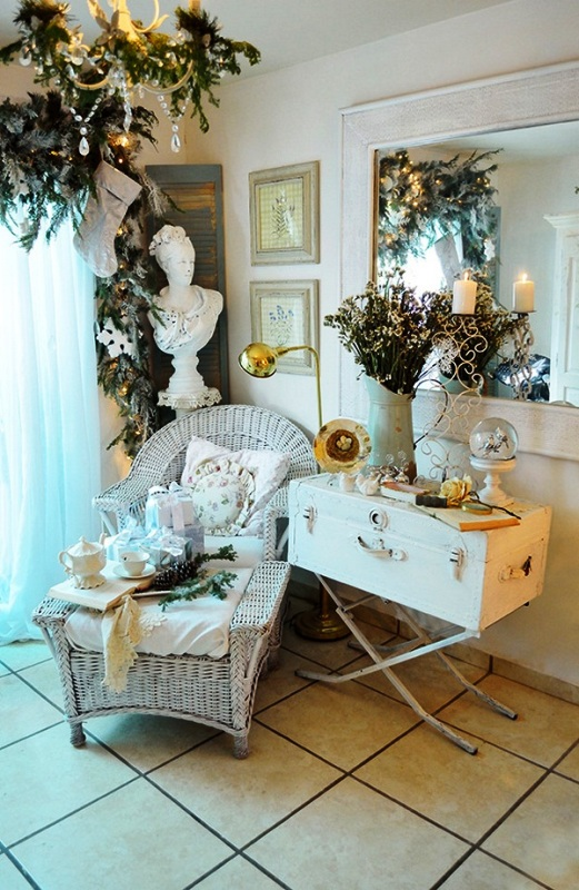 shabby-chic-chirstmas-decorations-awesome-design