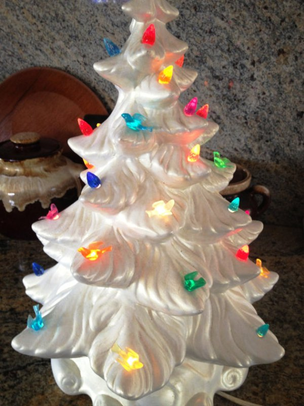 white-ceramic-christmas-tree-with-lights