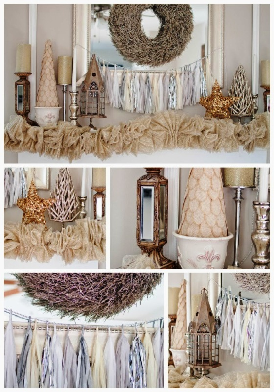 winter-white-christmas-mantel-garland