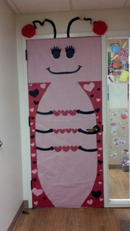 february-classroom-door-ideas