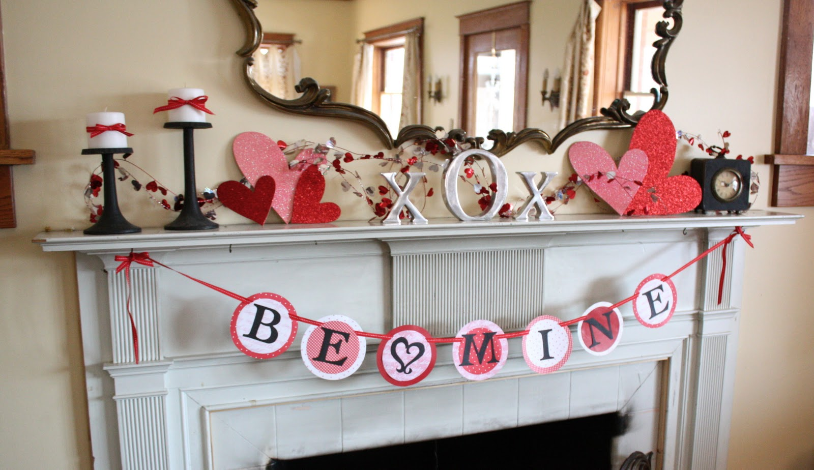 30 Vintage Valentines Decorations Ideas