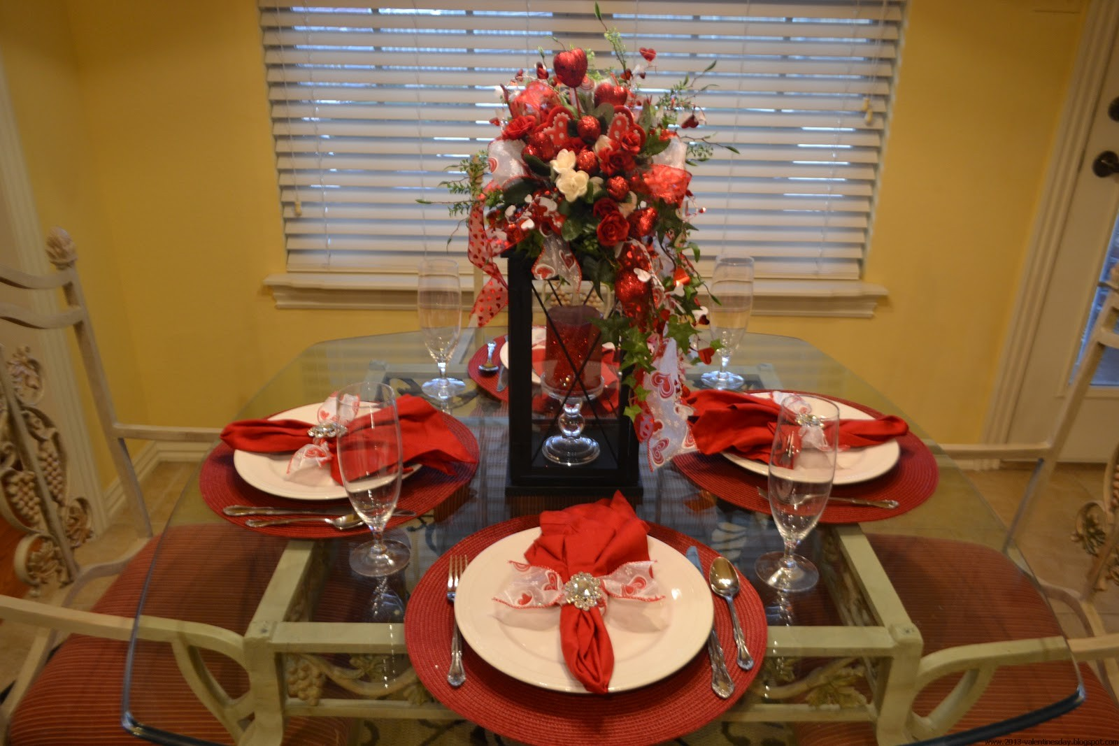 30 Valentines Table Decorations Ideas