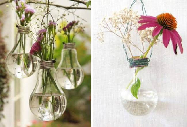 26. Mini vases with lamps