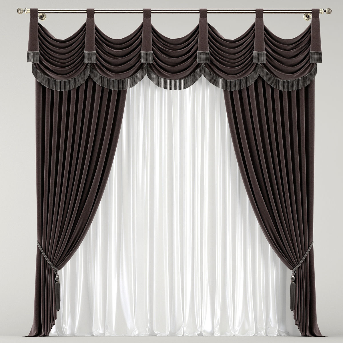 Choose the curtain with the best finish