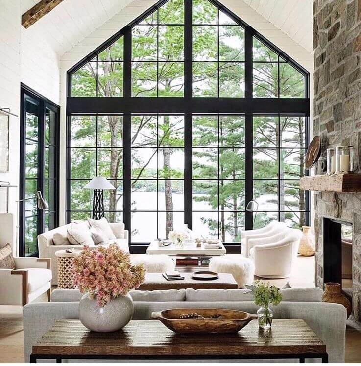 Glazing can help save energy