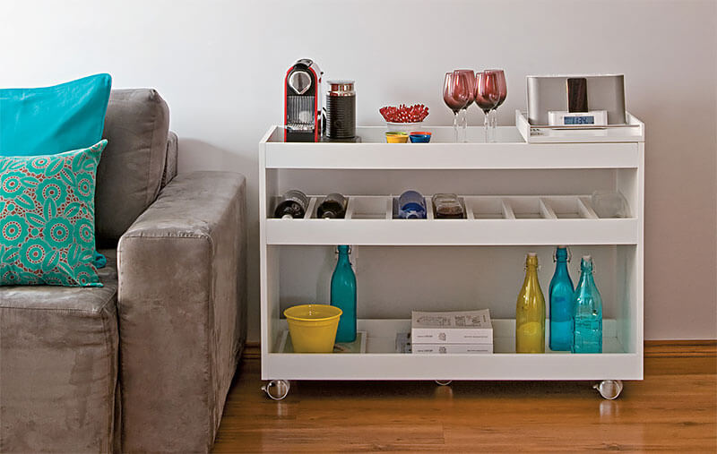 25 – Make your Coffee Space near Comfortable Places
