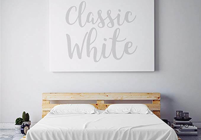 Things You Shouldn't Do With a White Sheet